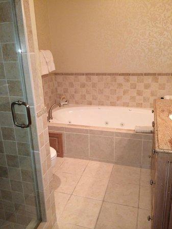 Stein Eriksen Lodge Deer Valley: King Deluxe Bathroom