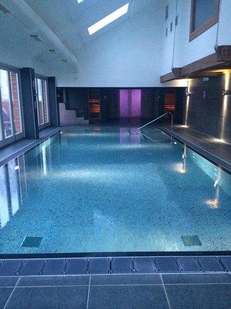 Congham Hall Hotel & Spa: Pool / Spa Area