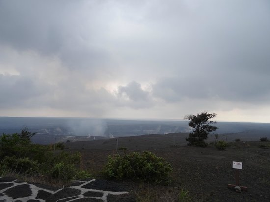 Thomas A. Jaggar Museum : 火山谷