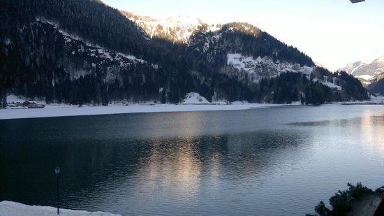 Sporthotel Europa sul Lago : VISTA DALLA CAMERA