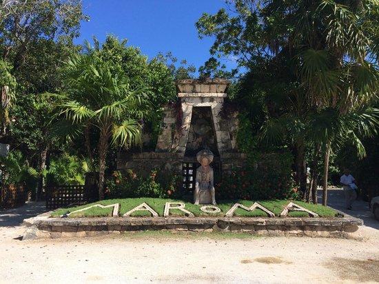 Belmond Maroma Resort & Spa: entrance