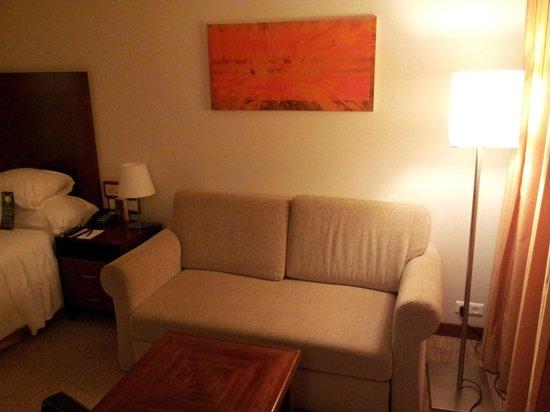 Sheraton Tel Aviv Hotel: Bedroom