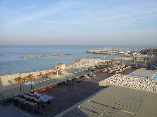 Sheraton Tel Aviv Hotel : View
