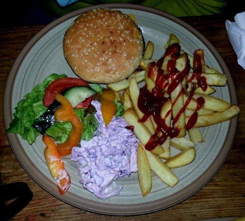 Fat Harry's Pub: fat harry's burger