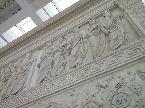 Museo dell'Ara Pacis: Altar of Augustan Peace