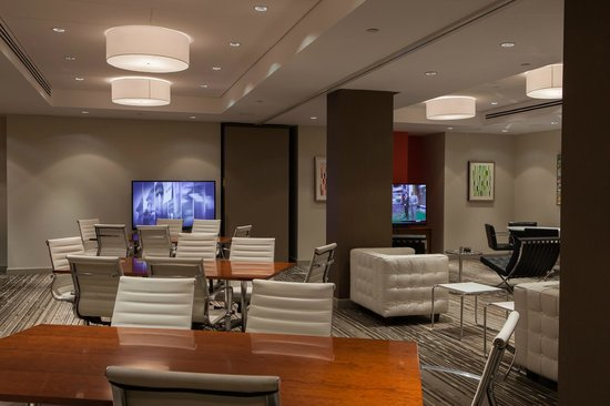 Club Quarters Hotel, Grand Central: Guest Lounge