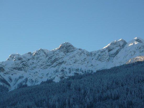 Alpinhotel Keil: Blick vom Balkon