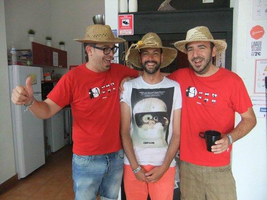 Bilbao Akelarre Hostel : De buen rollo!