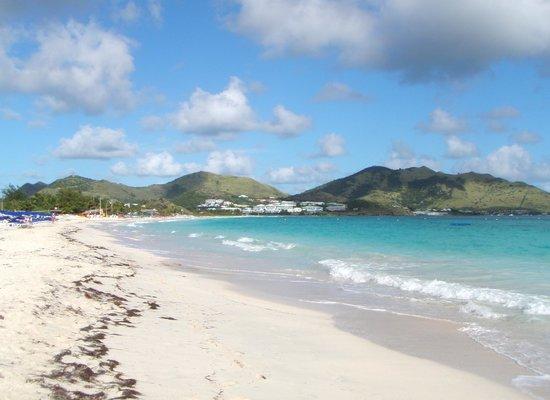 Aloha Beach Bar St Maarten