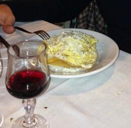 Ristorante Roma Sparita: divina cacio e pepe