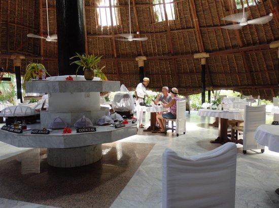 Ocean Village Club: restaurant