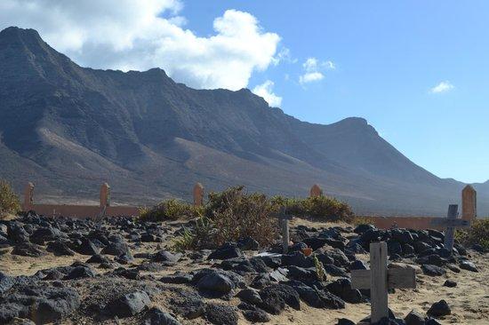 Playa de Cofete: Montañas de Cofete