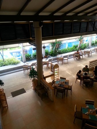 Deevana Plaza Krabi Aonang: Restaurante