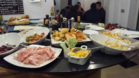 Mange : Gli aperitivi