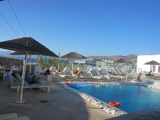 Ilio Maris Hotel : Pool