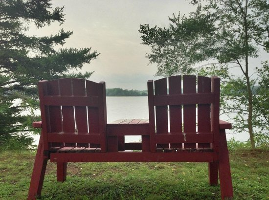 Rodd Brudenell River Resort: places to sit and relax