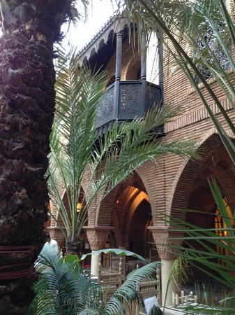 La Sultana Marrakech: Atrium
