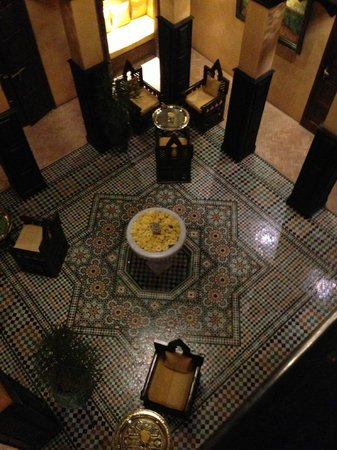 La Sultana Marrakech : Atrium