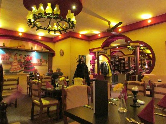 Steakhouse ASADOR: Inside the restaurant