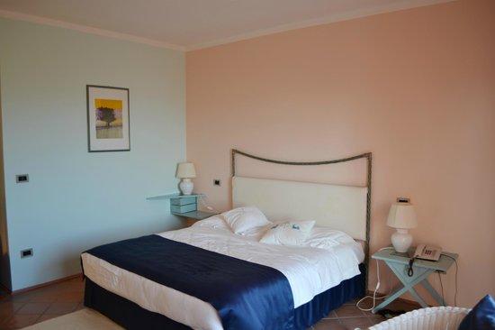 Hotel Luna Lughente : Nuestra habitación