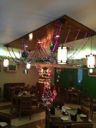 Asansol, India: christmas decoration