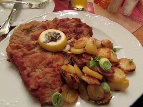 Nante Eck: Schnitzel
