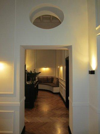 Splendor Suite Rome: réception