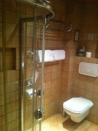 Romantik Hotel U Raka: Bathroom