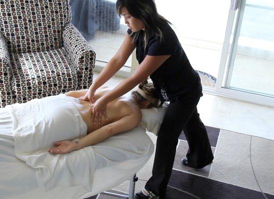 Two Hands Mobile Massage : Vacation Rental massage