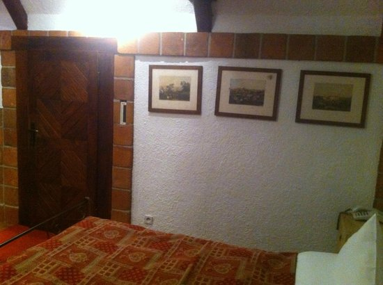 Romantik Hotel U Raka: Sleeping room