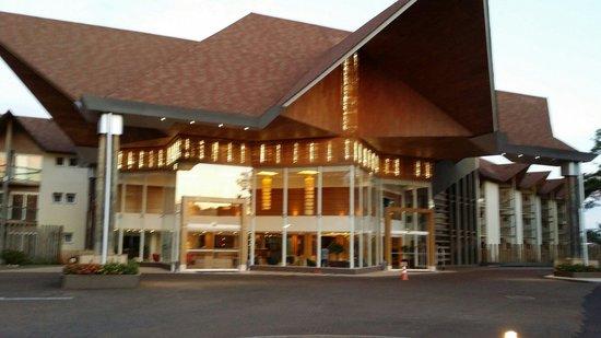 Recanto Cataratas Thermas Resort & Convention: Entrada