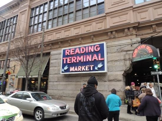 Reading Terminal Market : dont miss this!