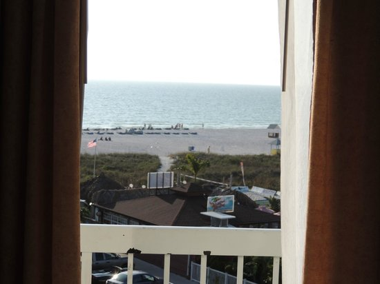 Guy Harvey Outpost, a TradeWinds Beach Resort : view from room