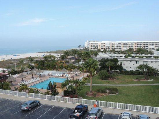 Guy Harvey Outpost, a TradeWinds Beach Resort : view from our room
