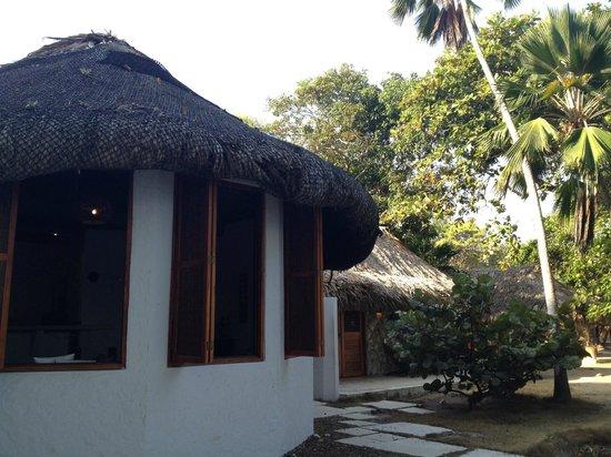 Hotel San Pedro de Majagua : Cottages