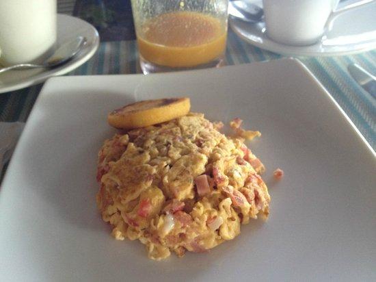 Hotel San Pedro de Majagua: Breakfast
