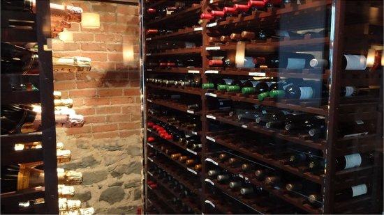 Auberge du Vieux-Port: Les vins