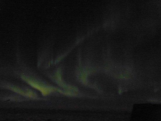 Highland Hotel: aurora