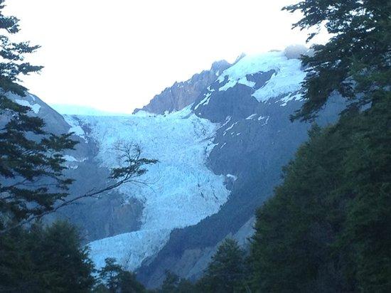 Yelcho en la Patagonia: Ventisquero Yelcho, precioso
