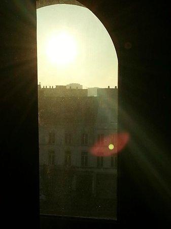 MEININGER Hotel Brussels City Center : il nostro bel vedere