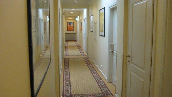 My City Hotel Tallinn: Corridor on the 5th floor