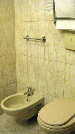 My City Hotel Tallinn: Bathroom 2
