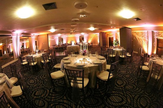 BEST WESTERN PLUS Austin City Hotel: Ballroom