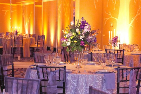 BEST WESTERN PLUS Austin City Hotel: Ballroom in Gold