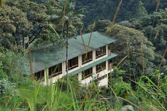 San Jorge de Tandayapa Hummingbird Sanctuary & Lodge: San Jorge Eco-Lodge Tandayapa