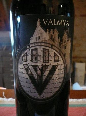 Chateau Valmy : Fine wine