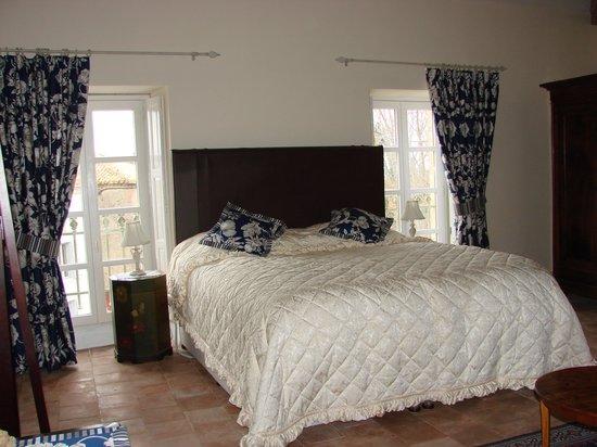Tour de Saint Anne: Bedroom