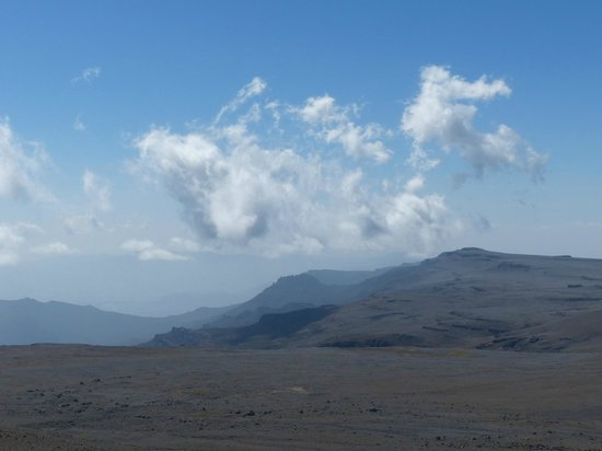 Plateau, Bale Mountains