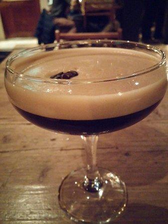 The Great Gatsby: Espresso Martini