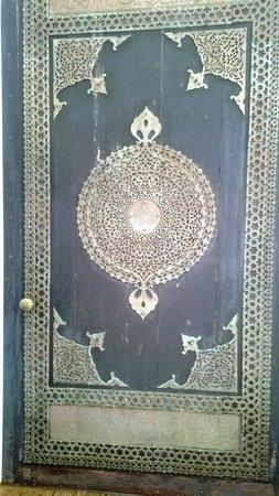 Shangri La: front door